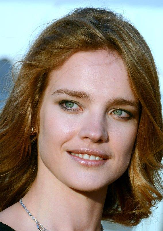 Natalia Vodianova weight |