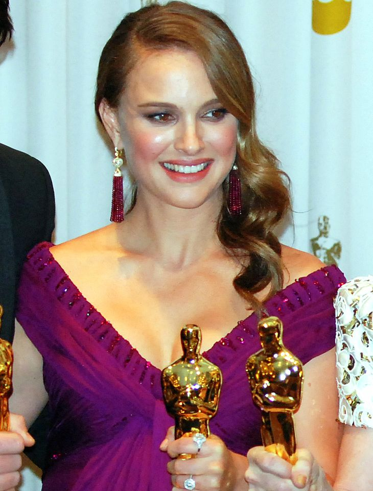 Natalie Portman peso | By makoto2007 [CC BY-SA 2.0 (https://creativecommons.org/licenses/by-sa/2.0)], via Wikimedia Commons