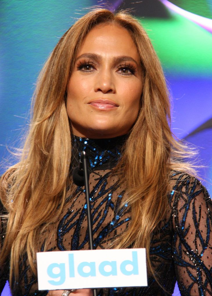 Jennifer Lopez dimensione |