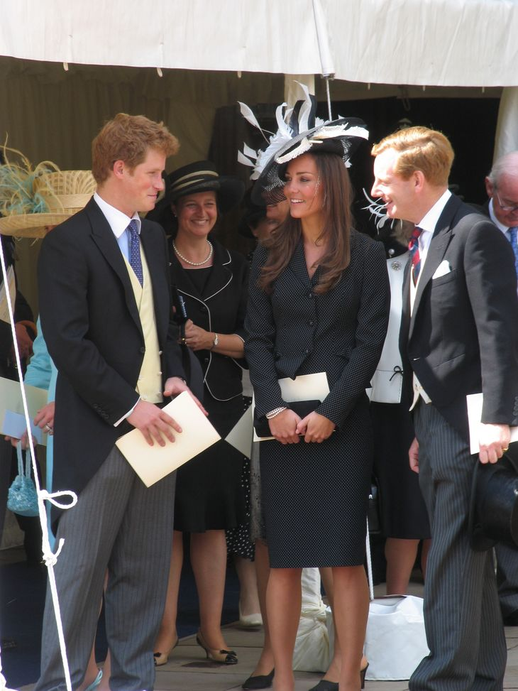 Kate Middleton taille |