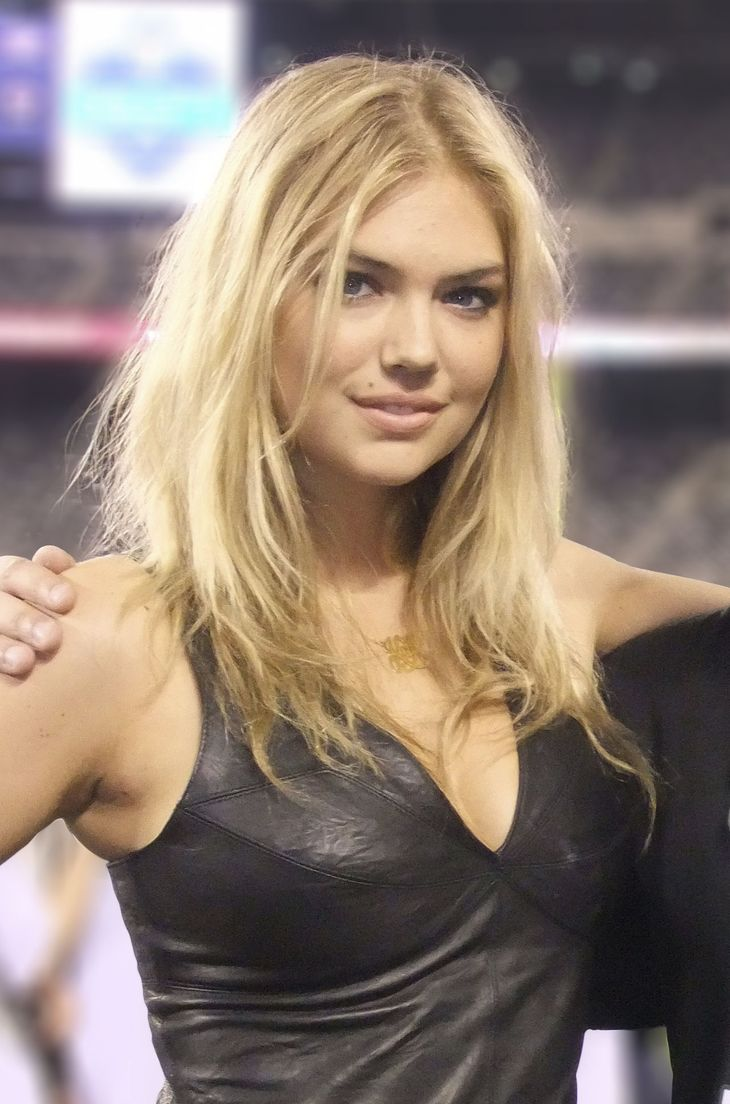 Kate Upton peso | Peter Ko [CC BY 3.0 (http://creativecommons.org/licenses/by/3.0)], via Wikimedia Commons