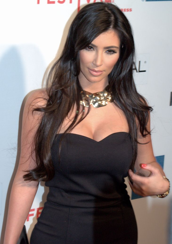 Kim Kardashian'ın ölçümleri | By David Shankbone (David Shankbone) [CC BY 3.0 (http://creativecommons.org/licenses/by/3.0)], via Wikimedia Commons