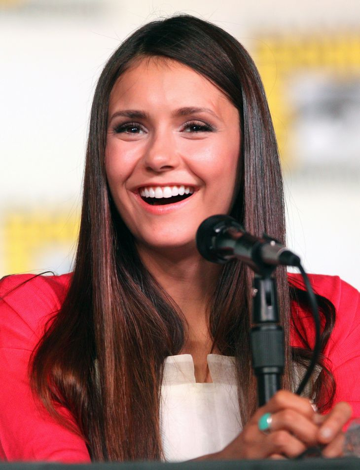 Nina Dobrev mensurations
