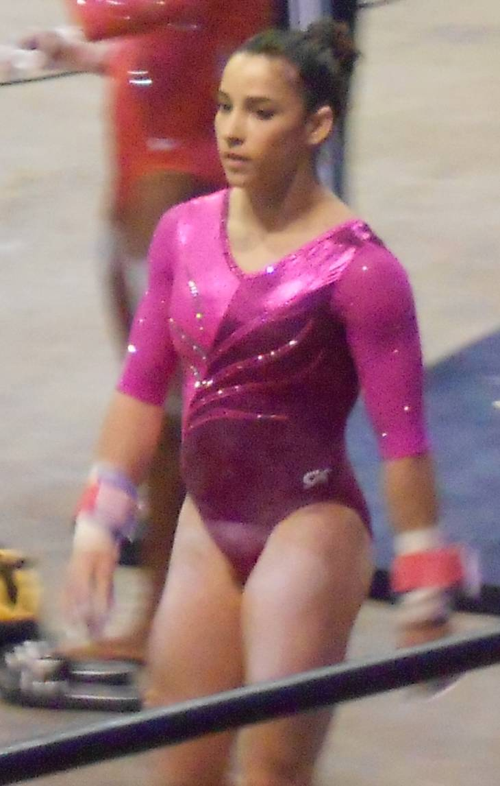 Alexandra Raisman taille | By Xxjenesaispasxx (Own work) [CC BY-SA 3.0 (https://creativecommons.org/licenses/by-sa/3.0)], via Wikimedia Commons