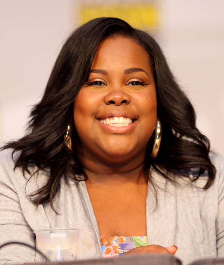 Amber Riley taille | Gage Skidmore [CC BY-SA 3.0 (https://creativecommons.org/licenses/by-sa/3.0)], via Wikimedia Commons