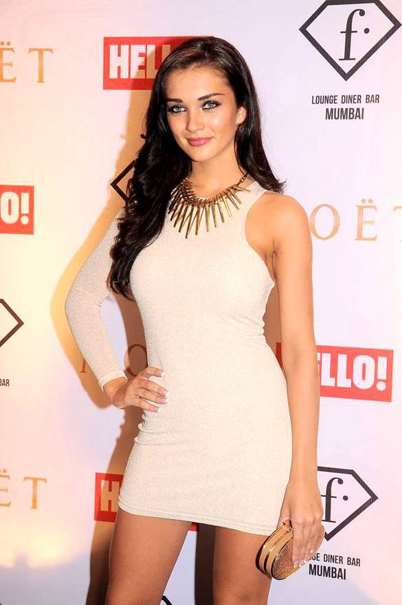 Amy Jackson height | By http://www.bollywoodhungama.com [CC BY 3.0 (http://creativecommons.org/licenses/by/3.0)], via Wikimedia Commons
