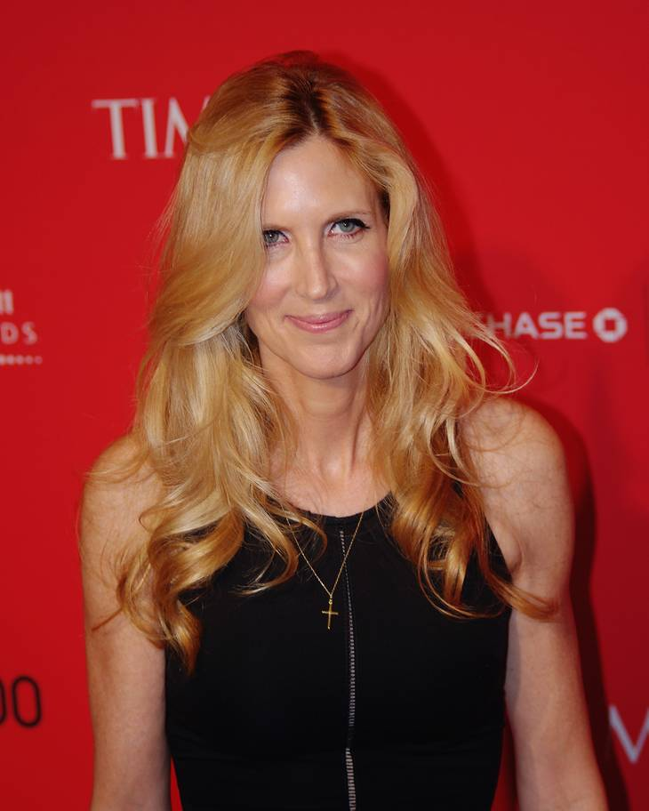 Ann Coulter taille | By David Shankbone (Own work) [CC BY 3.0 (http://creativecommons.org/licenses/by/3.0)], via Wikimedia Commons