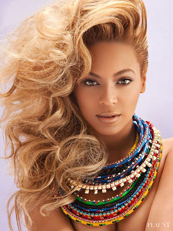 Beyoncé Knowles mensurations