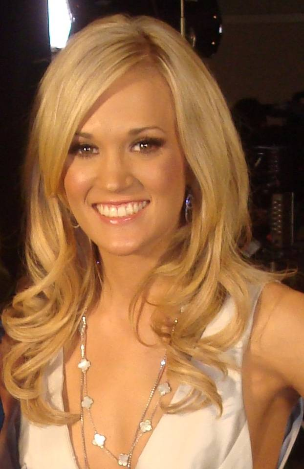 Carrie Underwood peso | By Keith Hinkle (KatieCookCarrieUnderwoodApr10.jpg) [CC BY 2.0 (http://creativecommons.org/licenses/by/2.0)], via Wikimedia Commons