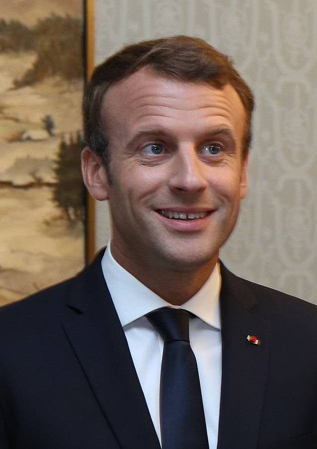 Emmanuel Macron taille | By EU2017EE Estonian Presidency [CC BY 2.0 (http://creativecommons.org/licenses/by/2.0)], via Wikimedia Commons