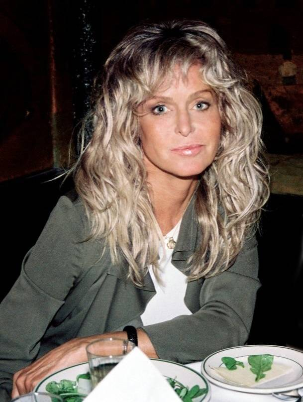 Farrah Fawcett height | By Windmill Entertainment [CC BY-SA 3.0 (https://creativecommons.org/licenses/by-sa/3.0)], via Wikimedia Commons