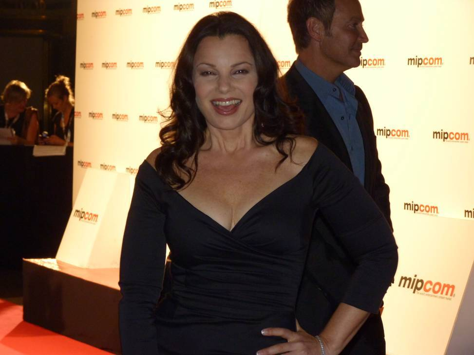 Fran Drescher peso | By Frantogian (Own work) [CC BY-SA 3.0 (https://creativecommons.org/licenses/by-sa/3.0)], via Wikimedia Commons