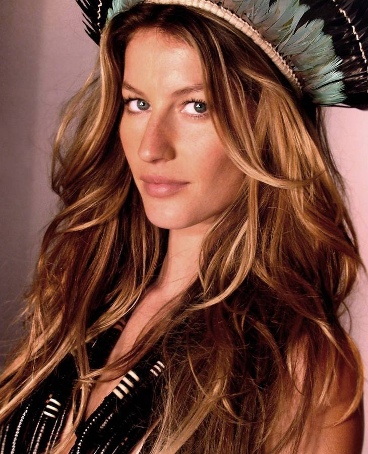 Gisele Bundchen | By Lili Ferraz (Lili Ferraz) [CC BY-SA 3.0 (https://creativecommons.org/licenses/by-sa/3.0)], via Wikimedia Commons