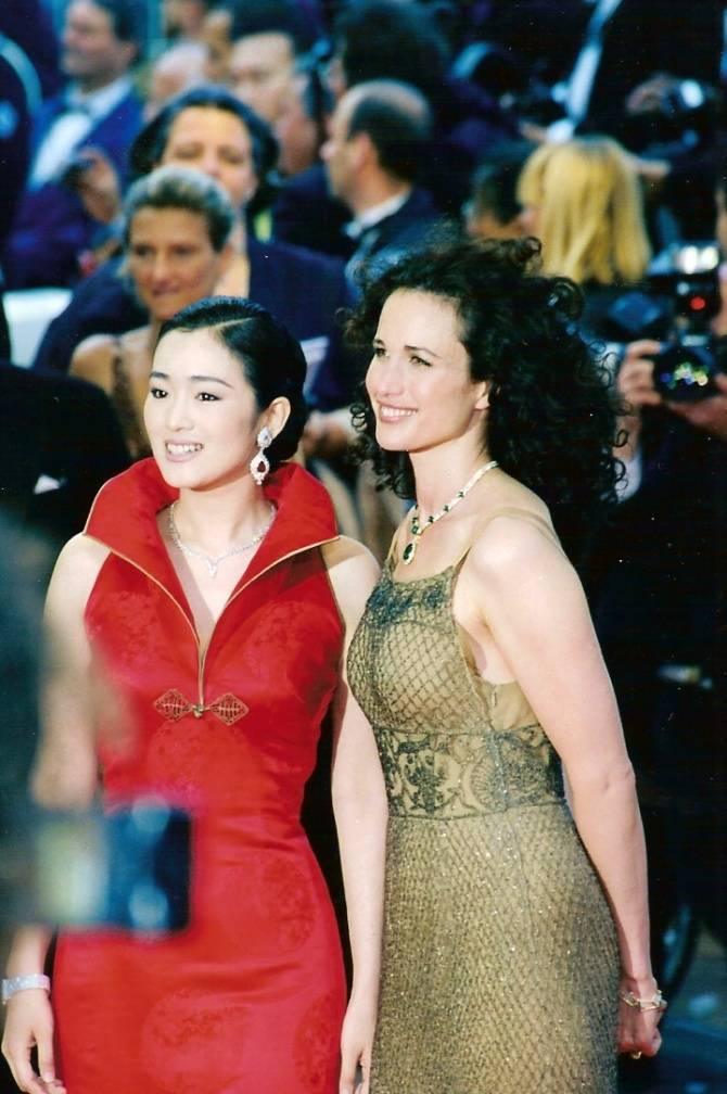 Gong Li height | Georges Biard [CC BY-SA 3.0 (https://creativecommons.org/licenses/by-sa/3.0)], via Wikimedia Commons