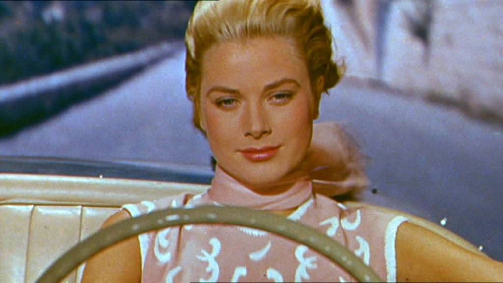 Grace Kelly peso | By Trailer screenshot (w:en:To Catch a Thief (film) trailer) [Public domain], via Wikimedia Commons