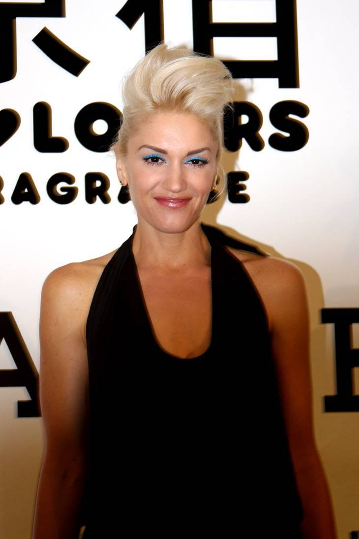 Gwen Stefani altura | By Liton Ali [CC BY 2.0 (http://creativecommons.org/licenses/by/2.0)], via Wikimedia Commons