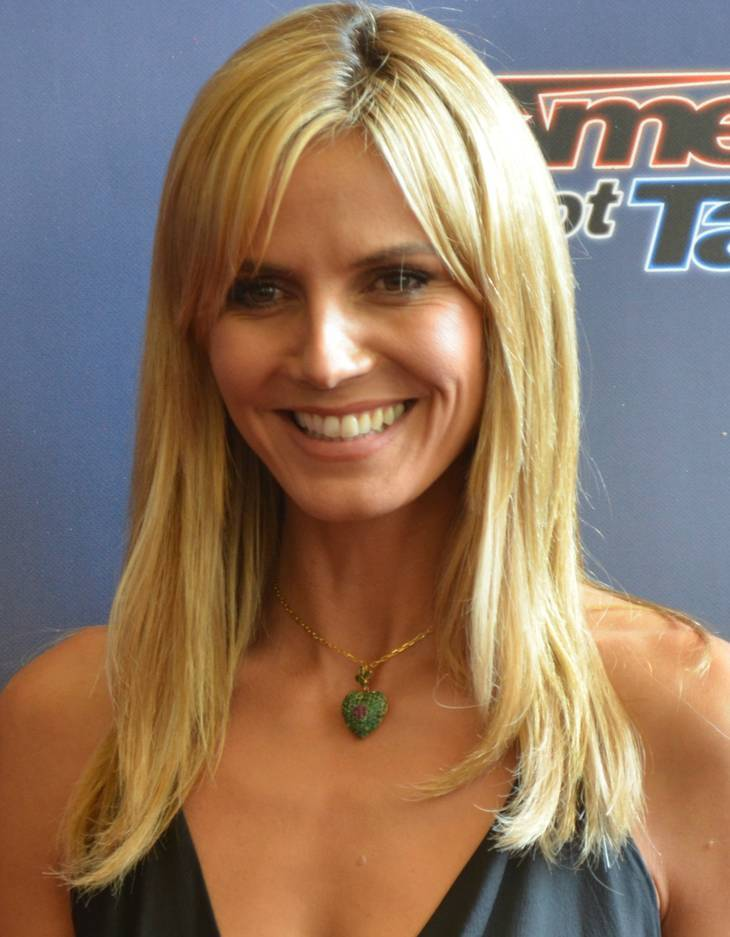 Heidi Klum taille | By Mingle Media TV [CC BY 2.0 (http://creativecommons.org/licenses/by/2.0)], via Wikimedia Commons