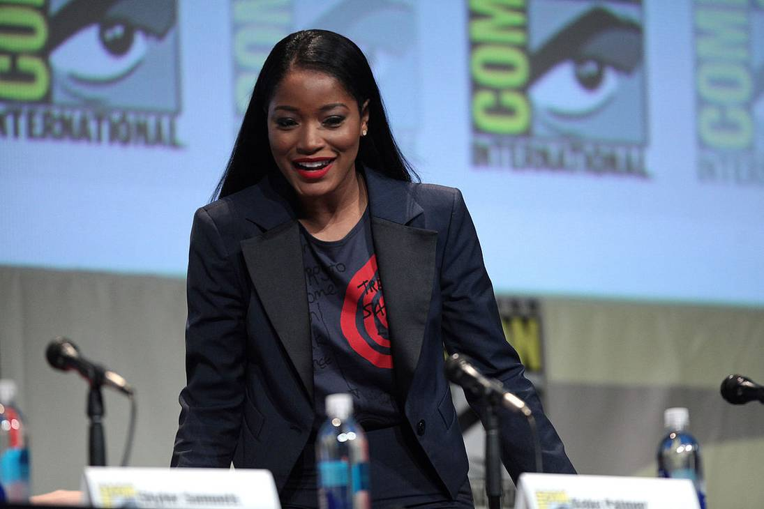 Keke Palmer | By Gage Skidmore [CC BY-SA 2.0 (https://creativecommons.org/licenses/by-sa/2.0)], via Wikimedia Commons