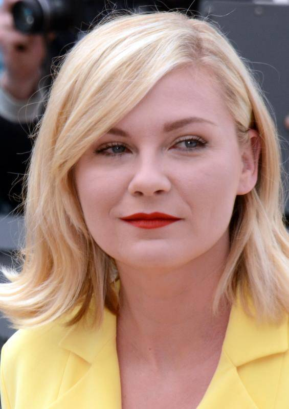 Kirsten Dunst| Georges Biard [CC BY-SA 3.0 (https://creativecommons.org/licenses/by-sa/3.0)], via Wikimedia Commons
