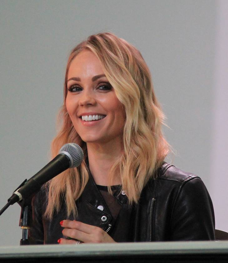 Laura Vandervoort medidas | By Daniel Benavides [CC BY 2.0 (http://creativecommons.org/licenses/by/2.0)], via Wikimedia Commons