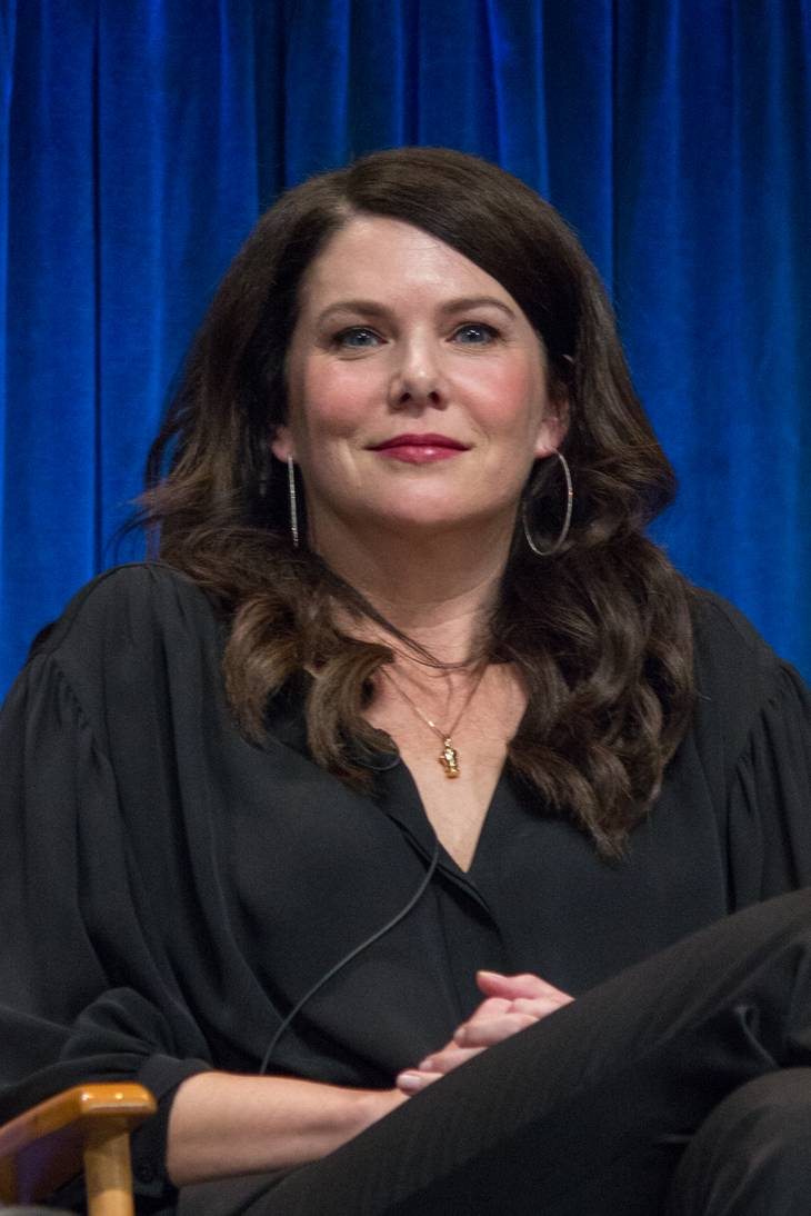 Lauren Graham आकार | By iDominick [CC BY-SA 2.0 (https://creativecommons.org/licenses/by-sa/2.0)], via Wikimedia Commons