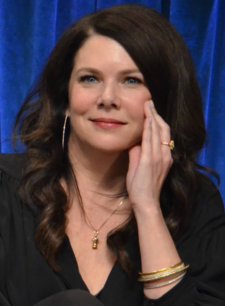 Lauren Graham taille | By Genevieve (Lauren Graham) [CC BY 2.0 (http://creativecommons.org/licenses/by/2.0)], via Wikimedia Commons