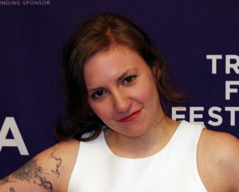 Lena Dunham taille | By David Shankbone (Own work) [CC BY 3.0 (http://creativecommons.org/licenses/by/3.0)], via Wikimedia Commons