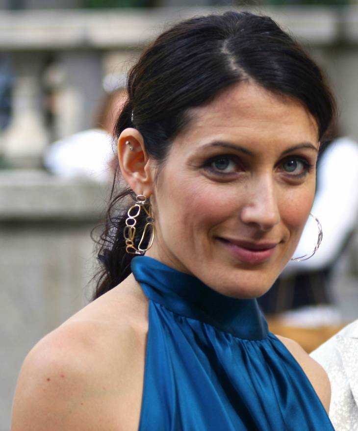 Lisa Edelstein taille | By Christopher Peterson // Recadré par Kyro [CC BY 2.0 (http://creativecommons.org/licenses/by/2.0)], via Wikimedia Commons