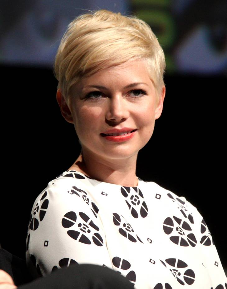 Michelle Williams आकार | Gage Skidmore [CC BY-SA 3.0 (https://creativecommons.org/licenses/by-sa/3.0)], via Wikimedia Commons