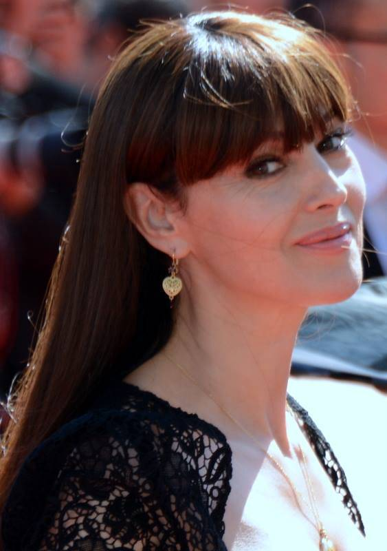Monica Bellucci taille | Georges Biard [CC BY-SA 3.0 (https://creativecommons.org/licenses/by-sa/3.0)], via Wikimedia Commons