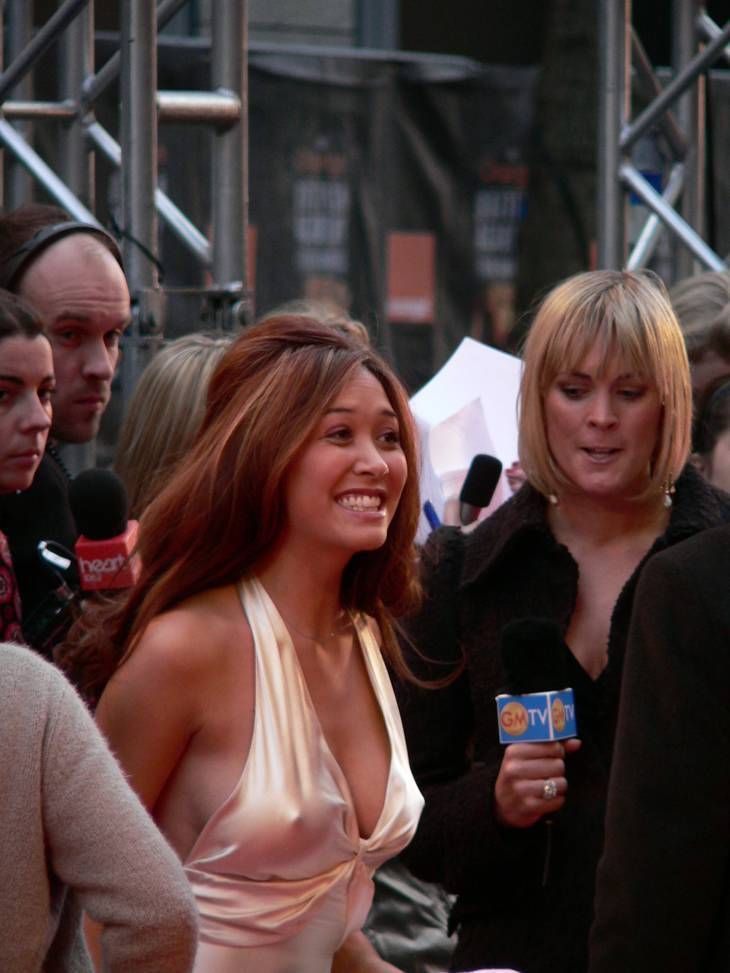 Myleene Klass weight | By S Pakhrin from DC, USA (BAFTA 2007  Uploaded by tm) [CC BY 2.0 (http://creativecommons.org/licenses/by/2.0)], via Wikimedia Commons