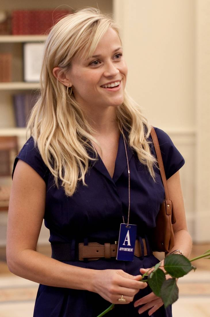Reese Witherspoon ağırlığı | By Official White House Photo by Pete Souza [Public domain], via Wikimedia Commons