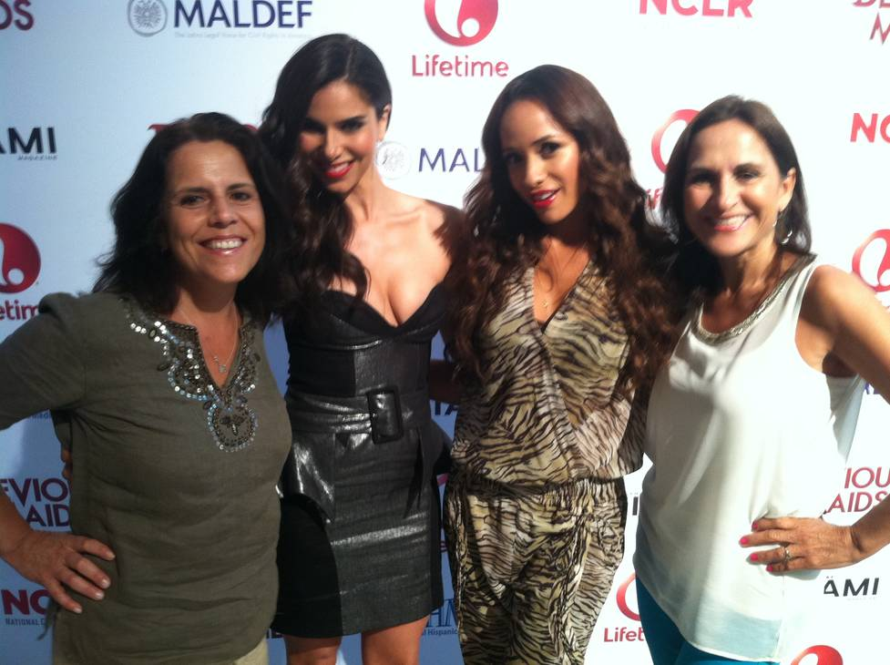 Розелин Санчес Markle | By Blanca Stella Mejia from Miami, United States (Devious Maids Screening Miami) [CC BY 2.0 (http://creativecommons.org/licenses/by/2.0)], via Wikimedia Commons