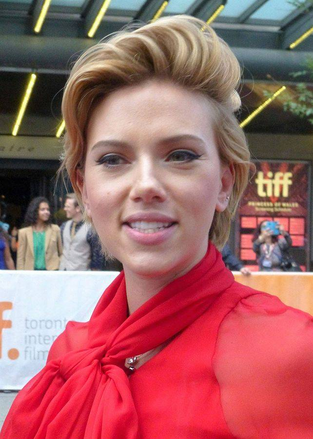 Scarlett Johansson ağırlığı | By GabboT (Sing 23) [CC BY-SA 2.0 (https://creativecommons.org/licenses/by-sa/2.0)], via Wikimedia Commons