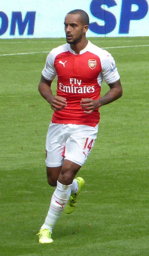Theo Walcott Boyut | By Ardfern [CC BY-SA 3.0 (https://creativecommons.org/licenses/by-sa/3.0)], via Wikimedia Commons