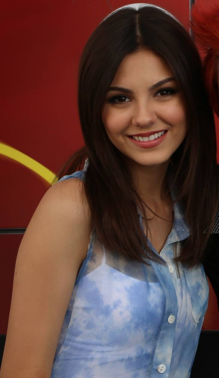 Victoria Justice | By orangesporanges from Sydney (0O3A0511  Uploaded by tm) [CC BY 2.0 (http://creativecommons.org/licenses/by/2.0)], via Wikimedia Commons