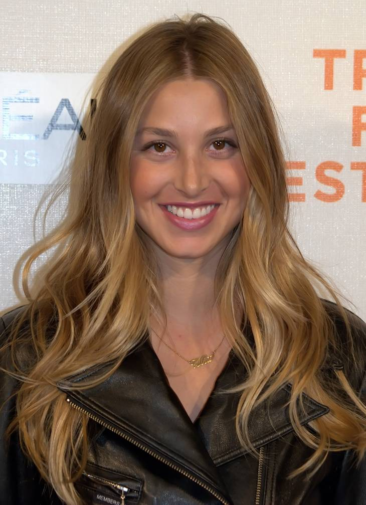 Whitney Port altura | By David Shankbone (David Shankbone) [CC BY 3.0 (http://creativecommons.org/licenses/by/3.0)], via Wikimedia Commons