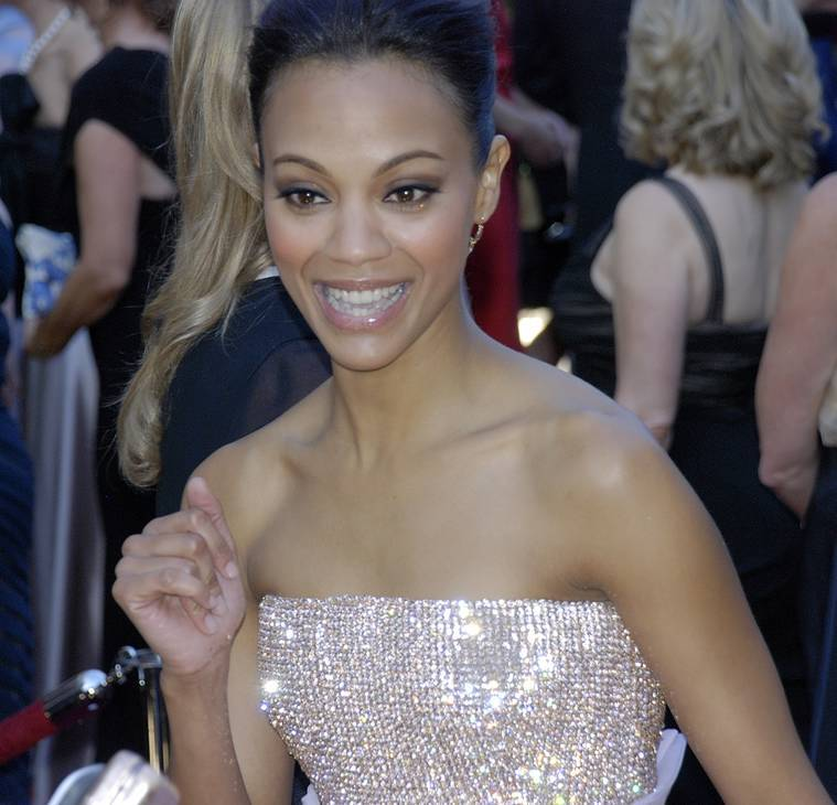 Zoe Saldana taille | By Cristiano Del Riccio [CC BY-SA 2.0 (https://creativecommons.org/licenses/by-sa/2.0)], via Wikimedia Commons