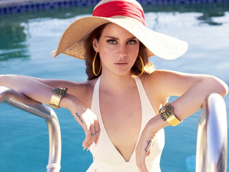 Lana Del Rey mensurations