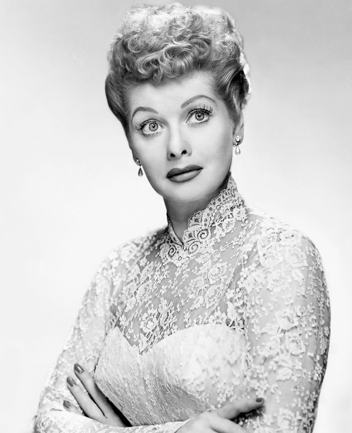 Lucille Ball mensurations