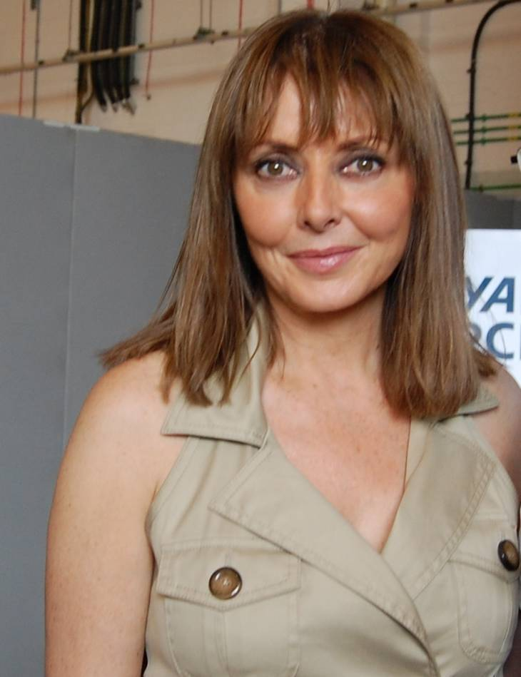 Carol Vorderman taille   By 21stCenturyGreenstuff (Own work) [CC BY 3.0 (http://creativecommons.org/licenses/by/3.0)], via Wikimedia Commons