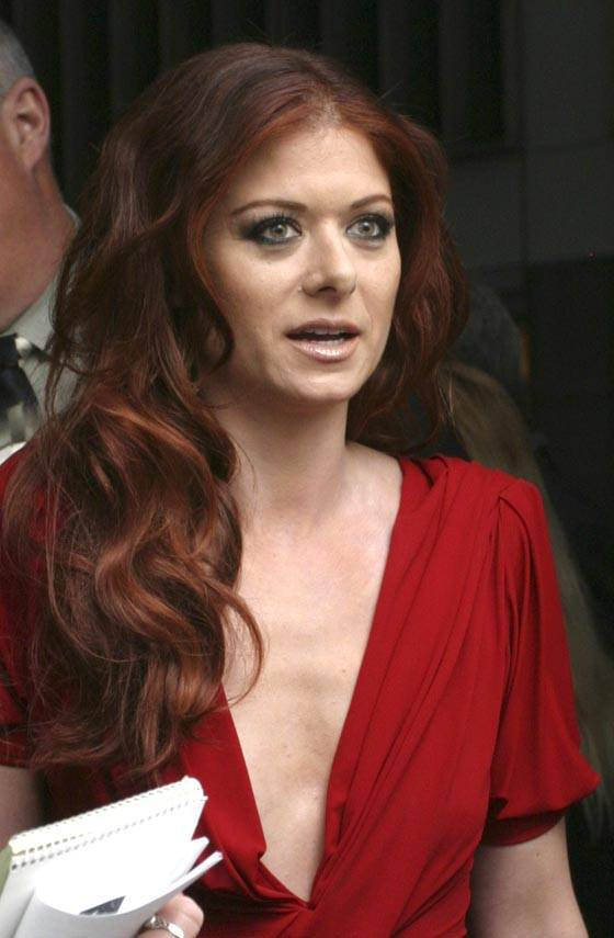 Debra Messing | By Rubenstein (revised version of flickr.com) [CC BY 2.0 (http://creativecommons.org/licenses/by/2.0)], via Wikimedia Commons
