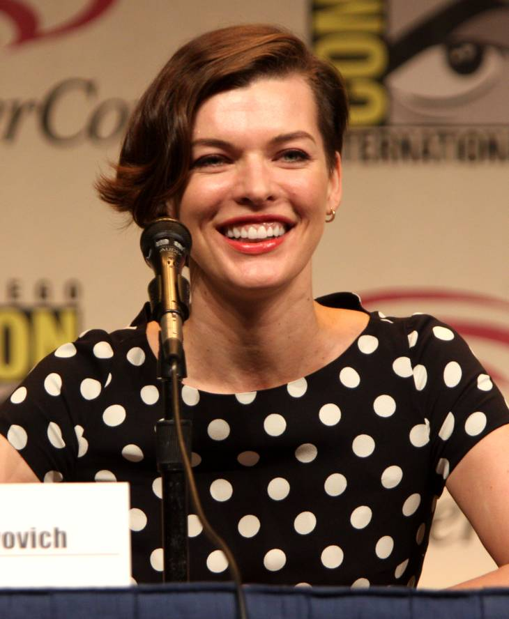 Milla Jovovich maße | Gage Skidmore [CC BY-SA 3.0 (https://creativecommons.org/licenses/by-sa/3.0)], via Wikimedia Commons